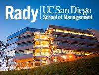 logo, Rady School of Management at UCSD